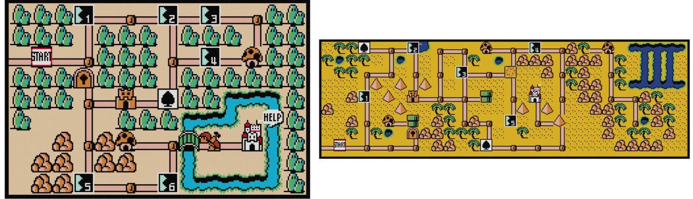 Super Mario Bros 3 World 3 Castle 3