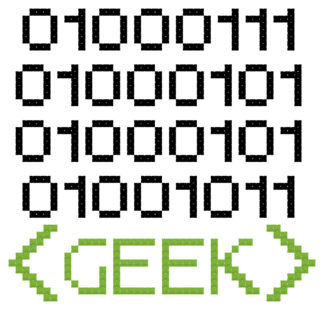 geek cross stitch